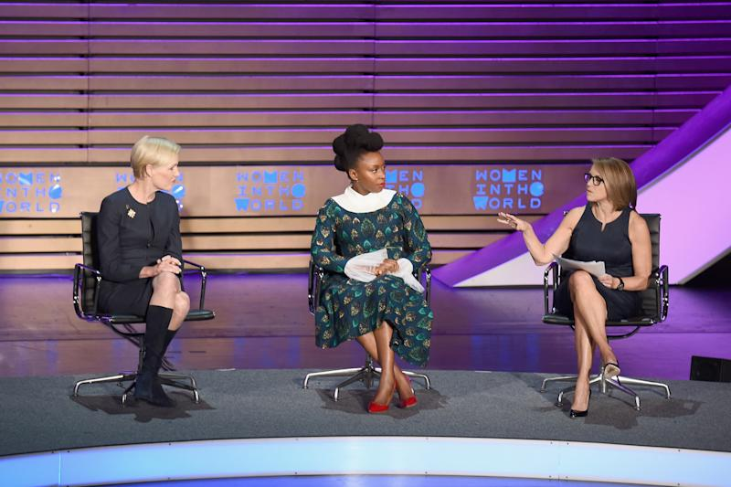 Cecile Richards and Chimamanda Ngozi Adichie on How to Survive 2017
