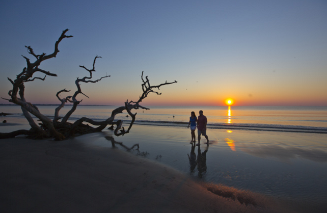 <p>Where: Georgia</p><p>Jekyll Island has a lot in common with other barrier islands on this list of favorites: it too offers miles of beaches, marsh, and maritime forest. What's unique about Jekyll Island is how well it accommodates families. Throughout the year, fun kid-friendly activities are planned like the U.S. Kids Golf tournament in March, a fun Easter Egg Stroll in the Historic District, a Turtle Crawl Triathlon in May, a spectacular Fourth of July celebration, and a festive Christmas Tree Lighting Festival that begins at the end of November. People of all ages enjoy a visit to the Georgia Sea Turtle Center on the island and there is no shortage of hiking and biking trails, places to kayak or paddle board, and you can even take a Segway tour of the forest.</p><p>Insider Tip: The Jekyll Island Shrimp & Grits Festival, held each September, is one of the most popular shrimp festivals in the American South.</p><p><i>(Photo: Courtesy of Georgia Department of Economic Development)</i></p>