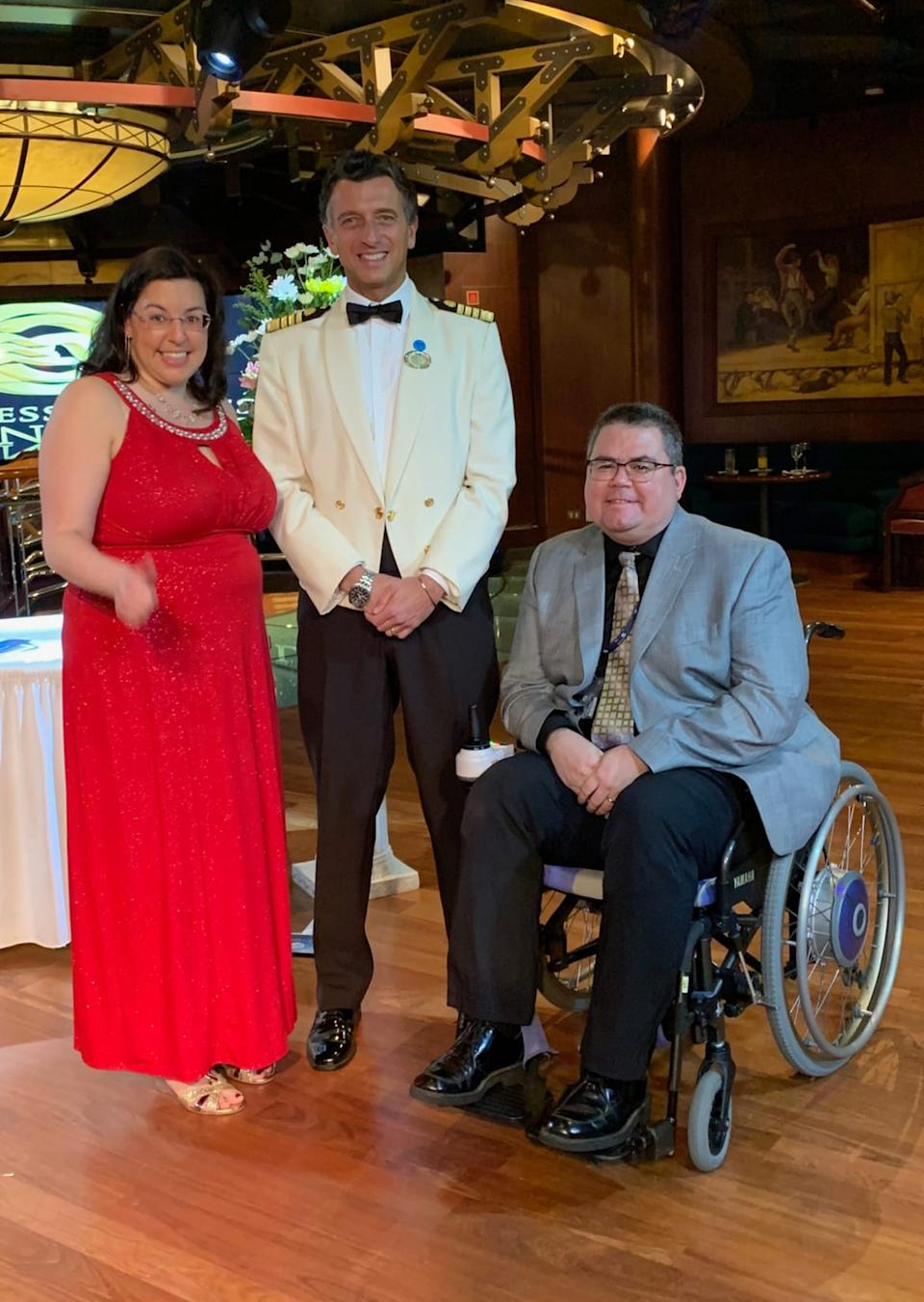 """<div class=""""inline-image__caption""""><p>Kent and Rebecca Frasure were on the ill-fated Diamond Princess cruise.</p></div> <div class=""""inline-image__credit"""">Courtesy Kent Frasure</div>"""
