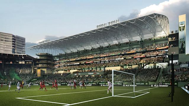 The club plans to add 4,000 seats to the 91-year-old venue through a privately funded renovation.