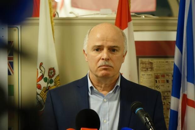 Education Minister Tom Osborne is not ruling out the possibility of abolishing the French and English school districts, as recommended in the Greene report.