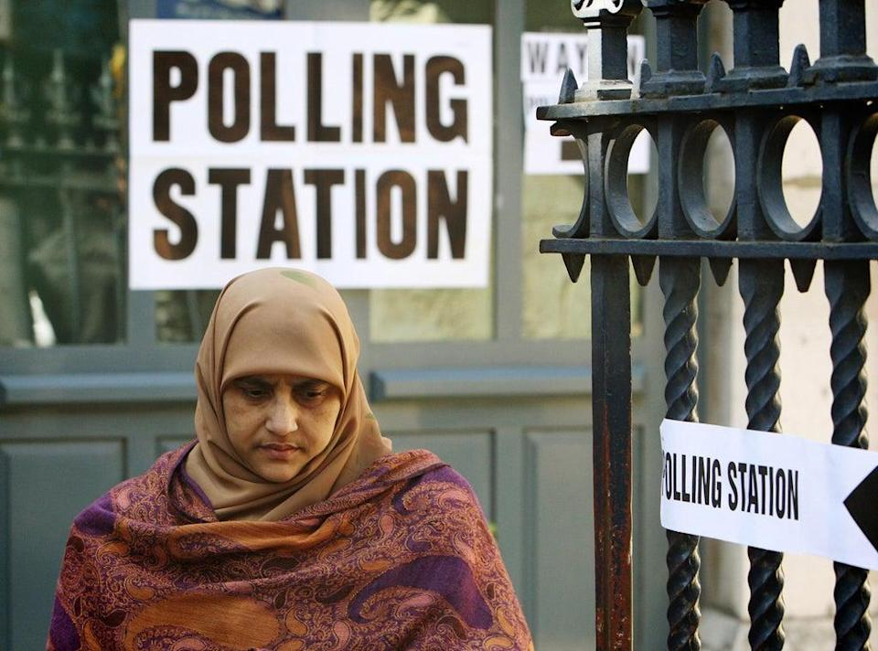 Proposals to require voters to show photographic ID may be discriminate against disabled people and the elderly, and lead to hesitancy to vote among black, Asian and minority ethnic communities (PA) (PA Archive)