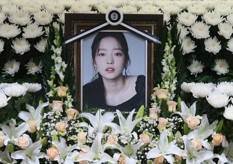 The verdict came just days after the death of Goo Hara in an apparent suicideafter she was blackmailed over 'revenge porn'