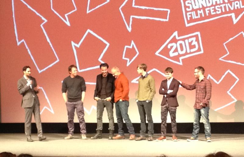 Sex, Murder and Daniel Radcliffe in 'Kill Your Darlings' at Sundance