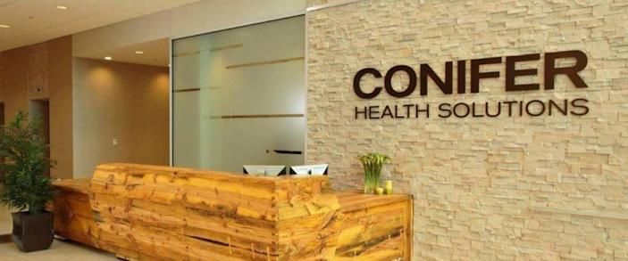 Conifer Health Solutions office