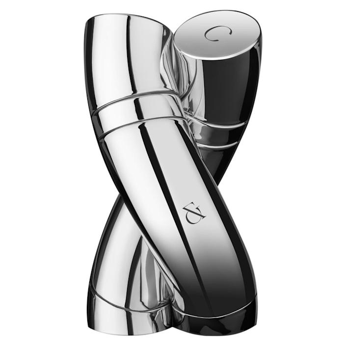 """The faces and names behind R&C may be familiar, but The Fragrance Duo that the famous pair created leaves a lingering air of mystery behind it — especially when combined. Each side of the intertwined perfume bottles represents the brand's founders, <a href=""""https://www.allure.com/story/ciara-russell-wilson-fragrances-r-and-c-interview?mbid=synd_yahoo_rss"""" rel=""""nofollow noopener"""" target=""""_blank"""" data-ylk=""""slk:Russell and Ciara Wilson"""" class=""""link rapid-noclick-resp"""">Russell and Ciara Wilson</a>. On the C side, you'll notice notes of red berries, pink peppercorn, and vanilla. Russell's version blends black tea with juicy pear blossom and vetiver. The magnetic bottles come in a set or can be purchased separately. Additionally, each can be worn solo or layered together. $90, Nordstrom. <a href=""""https://click.linksynergy.com/deeplink?id=MZ9491VLjxM&mid=1237&u1=allureblackownedbrandsnordstrom&murl=https%3A%2F%2Fwww.nordstrom.com%2Fs%2Frc-the-fragrance-duo%2F5903501%3F"""" rel=""""nofollow noopener"""" target=""""_blank"""" data-ylk=""""slk:Get it now!"""" class=""""link rapid-noclick-resp"""">Get it now!</a>"""