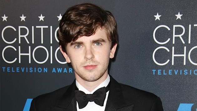 Freddie highmore to star in abc pilot the good doctor for Freddie highmore movies and tv shows