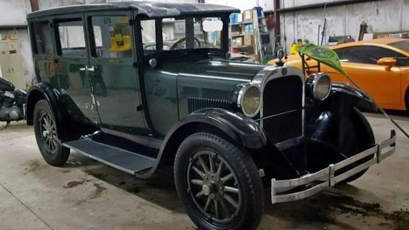 Put A 1927 Dodge Brothers Business Coupe Fast Four In Your Garage