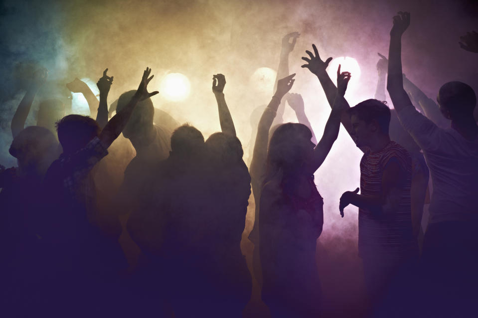 Nightclubs are now able to open with no restrictions on numbers. (Getty Images)