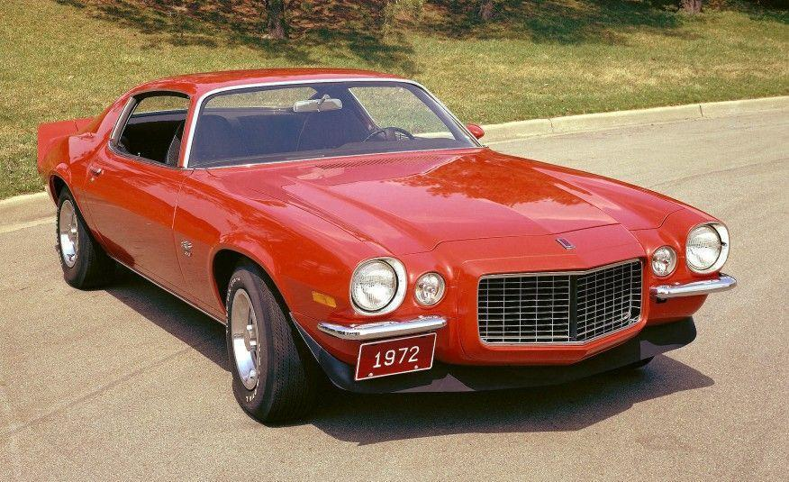 <p>The second-generation Camaro carried on visually almost unchanged through 1973. And yes, the styling was cribbed from Ferrari. Most obviously GM stole from the 1963 250GT Lusso. The big-block V-8s fell off the menu for 1973.</p>