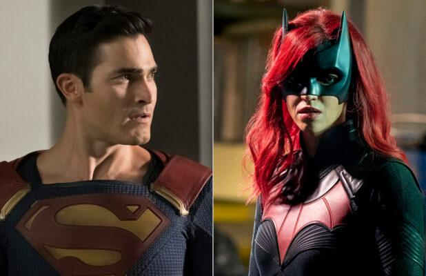 CW Plans 'Smaller' 'Arrowverse' Crossover With Batwoman and Superman