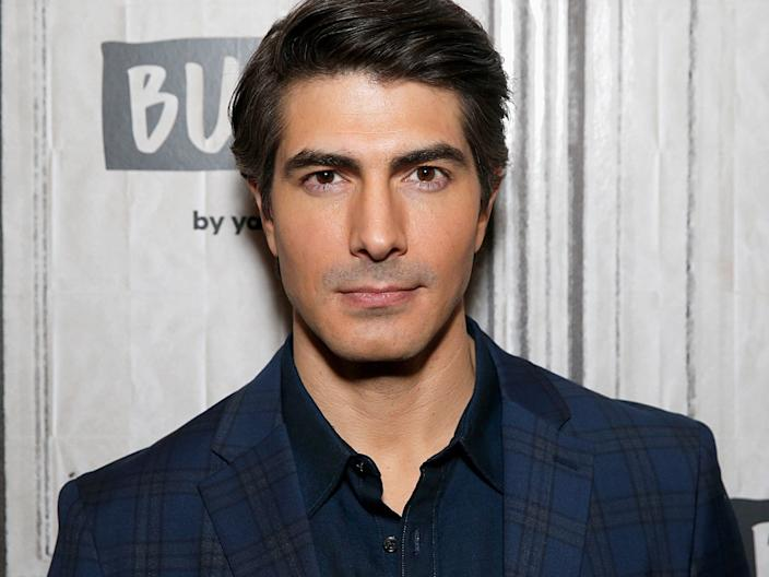 """Brandon Routh in December 2019. <p class=""""copyright"""">Dominik Bindl/Getty Images</p>"""
