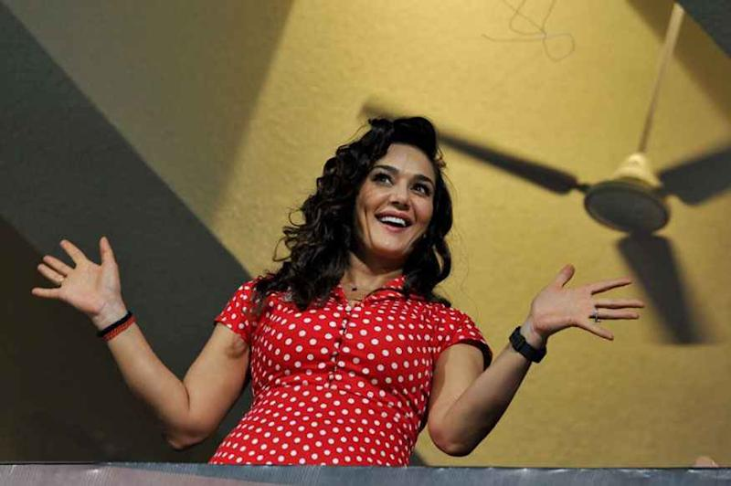 Preity Zinta's Giggling Dismissal of #MeToo is a Reminder that On-Screen Feminism isn't Always Real
