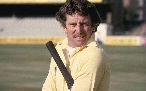 Ian Chappell in 1979 - Credit: The Oval