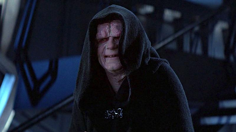 Ian McDiarmid played Palpatine in several 'Star Wars' movies. (Credit: Lucasfilm)