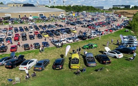 BMW Car Club National Festival at British Motor Museum, Gaydon - Credit: Darren Teagles