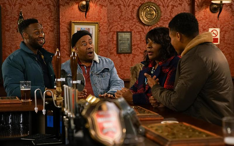 Coronation Street recently introduced its first black family - ITV