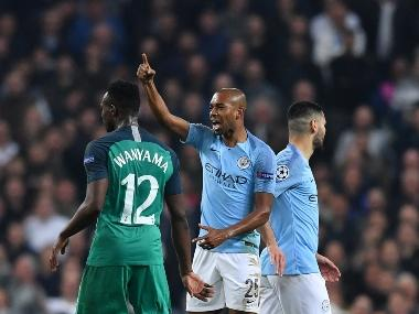 Premier League: Manchester City boss Pep Guardiola relying on Fernandinho to play centre-back against Watford as injuries plague defence