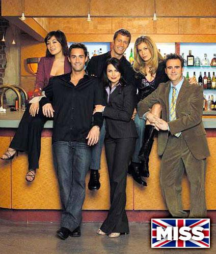 """<a href=""http://tv.yahoo.com/coupling-nbc/show/35060"" rel=""nofollow"">Coupling</a>"" (NBC, 2003) — The fun, frothy British original combined the camaraderie of ""Friends"" with the bawdy sex talk of ""Sex and the City."" An American version couldn't miss, right? Well, it did miss, thanks to network meddling, last-minute recasting, and the inexplicable decision to shoot the original scripts as is, British slang included. Check out the U.K. original (it still holds up), but leave this stilted U.S. version on the TV trash heap where it belongs."