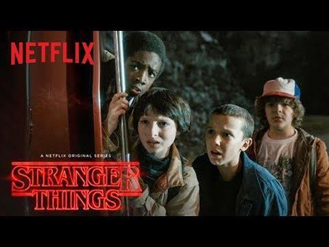 "<p>One of the first shows to put Netflix originals on the map, <em>Stranger Things</em> shows a small town in Indiana in the '80s affected by paranormal and supernatural life. Season Four has been confirmed, so binge now to be totally caught up in time. In the meantime, light a candle for Hopper.</p><p><a class=""link rapid-noclick-resp"" href=""https://www.netflix.com/title/80057281"" rel=""nofollow noopener"" target=""_blank"" data-ylk=""slk:Watch"">Watch</a></p><p><a href=""https://www.youtube.com/watch?v=b9EkMc79ZSU"" rel=""nofollow noopener"" target=""_blank"" data-ylk=""slk:See the original post on Youtube"" class=""link rapid-noclick-resp"">See the original post on Youtube</a></p>"