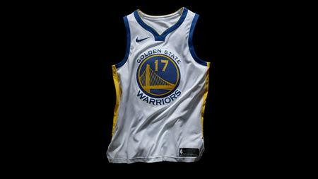 Wardrobe change: No home, road uniforms as National Basketball Association goes to Nike