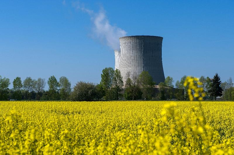 France is the most nuclear-dependent country in the world, and the second-biggest producer of nuclear energy with 58 reactors located in 19 power stations (AFP Photo/Guillaume Souvant)