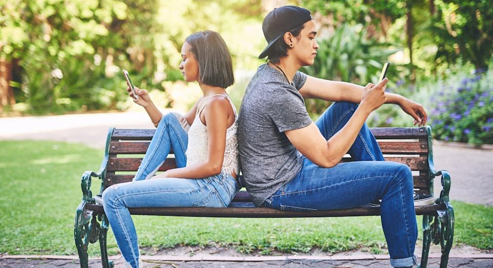 Sunday 5th January will be the busies day of 2020 for online dating apps [Image: Getty]
