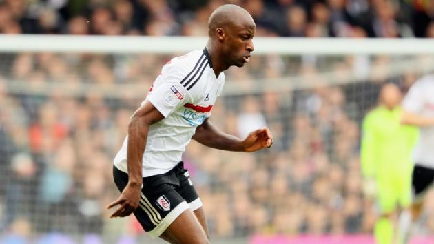 Fulham want to build on last season, says Sone Aluko