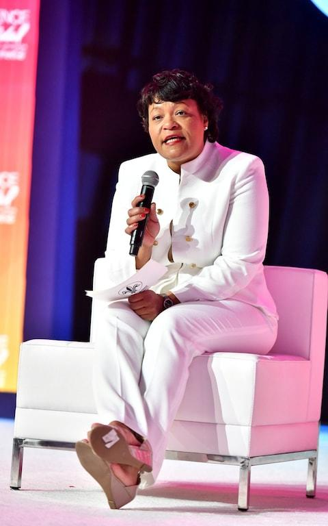 LaToya Cantrell mayor of New Orleans - Credit: Paras Griffin/Getty