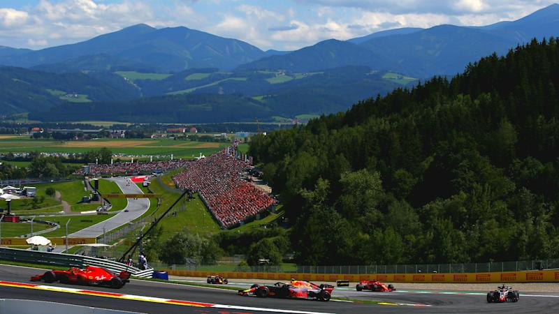 What channel is Formula 1 on today? TV schedule, start time for F1 Styrian Grand Prix