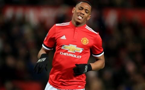 Anthony Martial wants to leave Manchester United - Credit: getty images