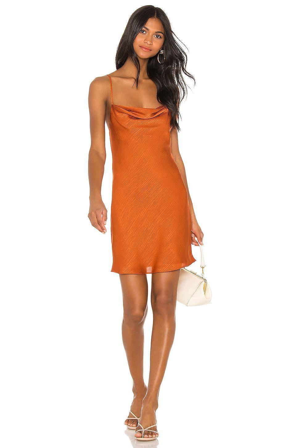 """<p><strong>House of Harlow 1960</strong></p><p>revolve.com</p><p><strong>$148.00</strong></p><p><a href=""""https://go.redirectingat.com?id=74968X1596630&url=https%3A%2F%2Fwww.revolve.com%2Fdp%2FHOOF-WD501%2F&sref=https%3A%2F%2Fwww.marieclaire.com%2Ffashion%2Fg32662286%2Faffordable-sundresses%2F"""" rel=""""nofollow noopener"""" target=""""_blank"""" data-ylk=""""slk:SHOP IT"""" class=""""link rapid-noclick-resp"""">SHOP IT</a></p><p>Ready for a night on the town and drinks with the girls? All this slinky party dress needs is a fun <a href=""""https://www.shopbop.com/woke-pouchette-studio-33/vp/v=1/1599840897.htm?folderID=13509&fm=other-viewall&os=false&colorId=13335&ref_=SB_PLP_NB_41"""" rel=""""nofollow noopener"""" target=""""_blank"""" data-ylk=""""slk:shoulder bag"""" class=""""link rapid-noclick-resp"""">shoulder bag</a> and a pair of your favorite sandals for you to be ready to go.</p>"""