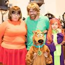 """<p>You might not have the actual Mystery Machine to drive around in, but your family can solve the whodunnits on Halloween as the <a href=""""https://go.redirectingat.com?id=74968X1596630&url=https%3A%2F%2Fwww.halloweencostumes.com%2Fscooby-doo-costumes.html%3Fq%3Dscooby%2Bdoo&sref=https%3A%2F%2Fwww.bestproducts.com%2Flifestyle%2Fg22530616%2Ffamily-halloween-costume-ideas%2F"""" rel=""""nofollow noopener"""" target=""""_blank"""" data-ylk=""""slk:cast of Scooby-Doo"""" class=""""link rapid-noclick-resp"""">cast of <em>Scooby-Doo</em></a><em>.</em> </p><p><a class=""""link rapid-noclick-resp"""" href=""""https://www.amazon.com/s?k=Scooby-Doo+costume&ref=nb_sb_noss&tag=syn-yahoo-20&ascsubtag=%5Bartid%7C2089.g.22530616%5Bsrc%7Cyahoo-us"""" rel=""""nofollow noopener"""" target=""""_blank"""" data-ylk=""""slk:SHOP THE LOOKS"""">SHOP THE LOOKS</a><br></p><p><strong>Instagram:</strong> <a href=""""https://www.instagram.com/p/Bau-7RdjDTt/?hl=en&taken-by=dsinger22"""" rel=""""nofollow noopener"""" target=""""_blank"""" data-ylk=""""slk:@dsinger22"""" class=""""link rapid-noclick-resp"""">@dsinger22</a></p>"""