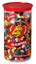 """<p><strong>Jelly Belly</strong><br></p><p>Though this company had been around for decades before this, it wasn't until 1976 that the <a href=""""https://go.redirectingat.com?id=74968X1596630&url=https%3A%2F%2Fwww.jellybelly.com%2Fcompany-history&sref=https%3A%2F%2Fwww.countryliving.com%2Ffood-drinks%2Fg3519%2Fcandy-came-out-year-you-were-born%2F"""" rel=""""nofollow noopener"""" target=""""_blank"""" data-ylk=""""slk:breakthrough recipe for Mini Jelly Beans"""" class=""""link rapid-noclick-resp"""">breakthrough recipe for Mini Jelly Beans</a> allowed for this colorful beans to be created. The original flavors included Root Beer, Green Apple, Licorice, Cream Soda, Lemon, Tangerine, Very Cherry, and Grape. </p>"""