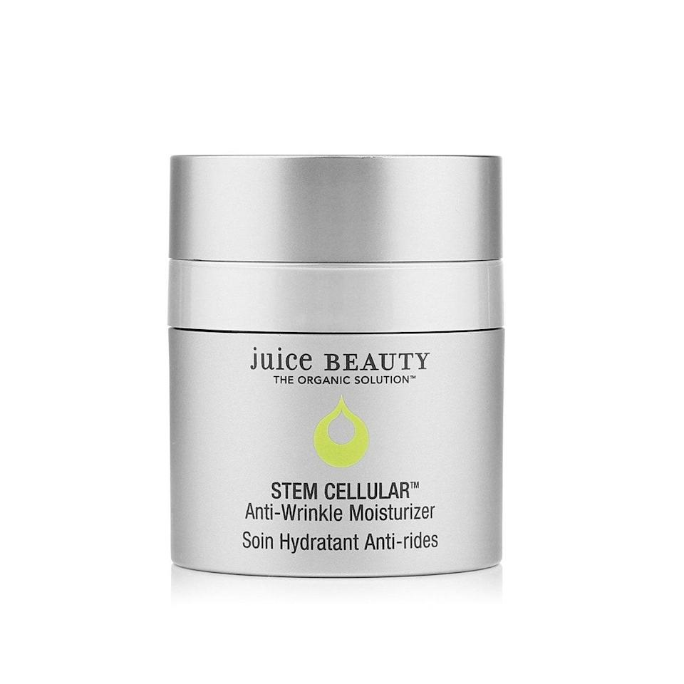 """This natural beauty line is approved by Gwyneth Paltrow herself, so you know it's gotta be good stuff. This rich cream is packed with botanical ingridents rich in vitamin C, fruit stem cells, and squalane to plump, moisturize, and reduce lines. $70, Ulta. <a href=""""https://shop-links.co/1716510755108971894"""" rel=""""nofollow noopener"""" target=""""_blank"""" data-ylk=""""slk:Get it now!"""" class=""""link rapid-noclick-resp"""">Get it now!</a>"""