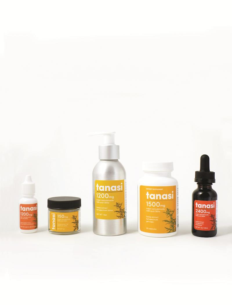 Botanical Innovation Company, GreenWay Herbal Products, Announces Tanasi, the First University-Developed, Full-Spectrum Cannabinoid Product Line