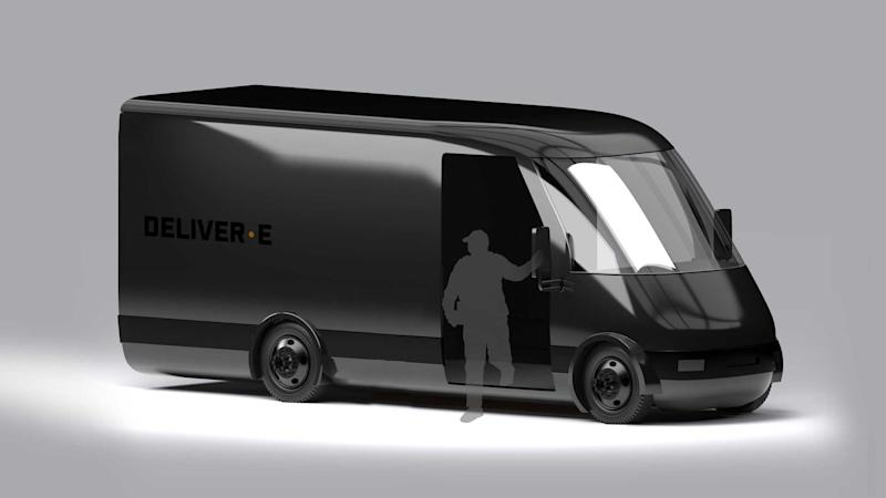 Bollinger Deliver-E Van Will Be Produced By Contractor Manufacturer