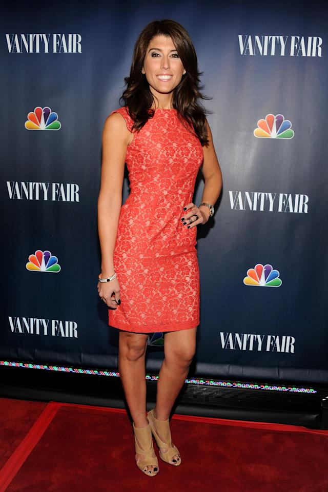 NEW YORK, NY - SEPTEMBER 16: TV reporter Lauren Scala attends NBC's 2013 Fall Launch Party Hosted By Vanity Fair at The Standard Hotel on September 16, 2013 in New York City. (Photo by Ben Gabbe/Getty Images)