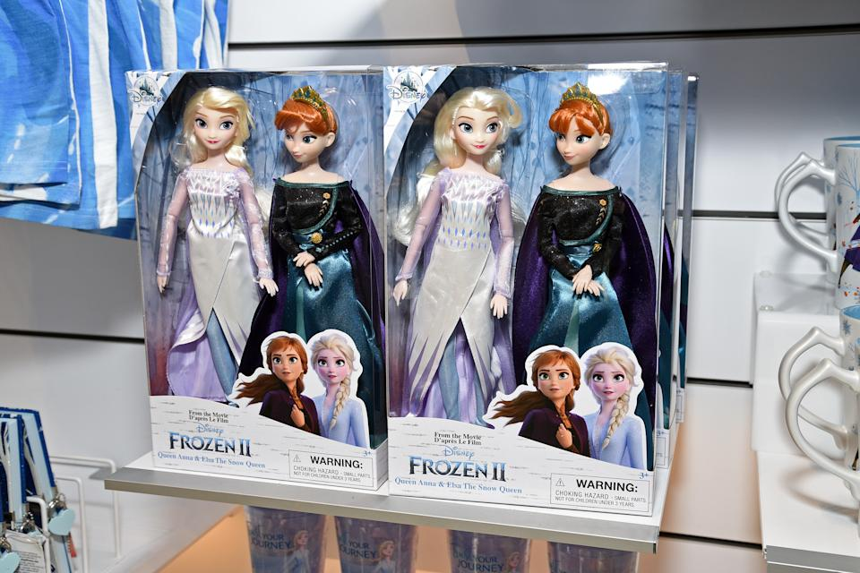 <em>Frozen </em>is often cited as a positive influence on young girls. (Getty Images)