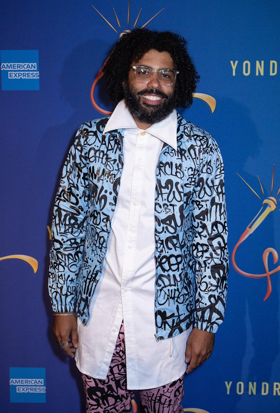 "<p>The <strong>Hamilton</strong> actor is reportedly in final negotiations to <a href=""https://www.hollywoodreporter.com/heat-vision/daveed-diggs-talks-play-sebastian-disneys-little-mermaid-1246288"" class=""link rapid-noclick-resp"" rel=""nofollow noopener"" target=""_blank"" data-ylk=""slk:join the cast as Sebastian"">join the cast as Sebastian</a>. </p>"