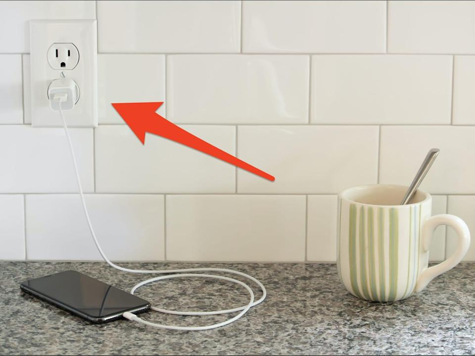 kitchen outlets