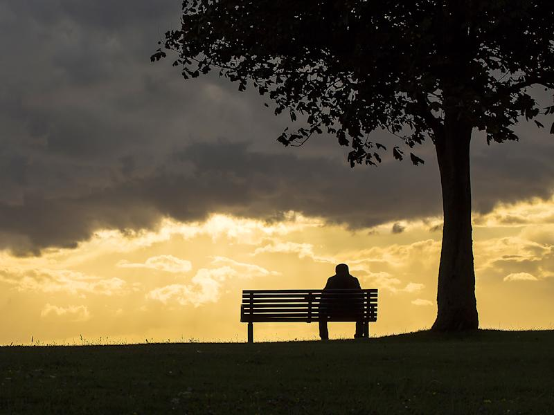 The Government has appointed a Minister for Loneliness: Shutterstock