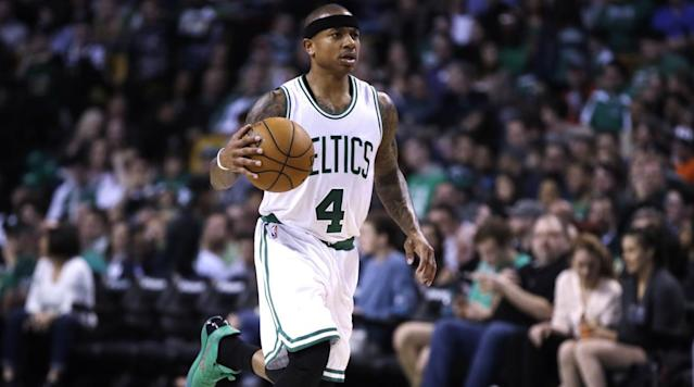 "<p>Boston Celtics star Isaiah Thomas's sister, Chyna Thomas, died in a one-car accident in Federal Way, Washington's Interstate 5 on Saturday morning, <a href=""https://twitter.com/AdamHimmelsbach/status/853386049636249601"" rel=""nofollow noopener"" target=""_blank"" data-ylk=""slk:according"" class=""link rapid-noclick-resp"">according</a> to Adam Himmelsbach of the<em> Boston Globe</em>. </p><p>The news was <a href=""http://www.kiro7.com/news/south-sound-news/nba-star-isaiah-thomas-sister-killed-in-federal-way-i-5-accident/512921359"" rel=""nofollow noopener"" target=""_blank"" data-ylk=""slk:first reported"" class=""link rapid-noclick-resp"">first reported</a> by KIRO 7 in Washington state.</p><p>Chyna Thomas died at the scene of the accident after her car wrecked around 5 a.m.</p><p>A witness said the car was traveling normally at first before it started drifting onto the left shoulder. The car went about 50 feet off the roadway before colliding with a Jersey barrier.</p><p>Chyna Thomas was reportedly not wearing her seatbelt.</p><p>The Celtics will play the Chicago Bulls on Sunday in Boston. Thomas is still in Boston and did not find out about his sister's death until after practice, <a href=""https://twitter.com/Murf56/status/853388989050564614"" rel=""nofollow noopener"" target=""_blank"" data-ylk=""slk:according"" class=""link rapid-noclick-resp"">according</a> to Mark Murphy of the <em>Boston Herald</em>.</p>"
