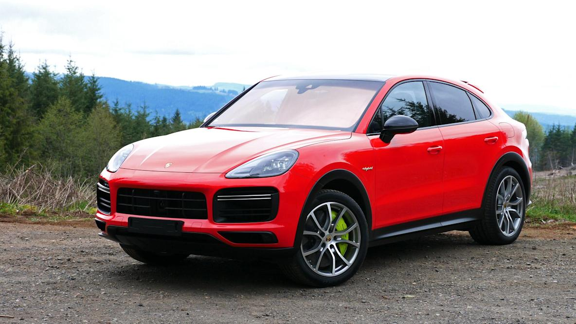 2020 Porsche Cayenne Turbo S E Hybrid Coupe Road Test Worth The Explanation