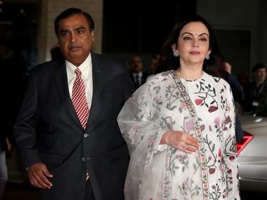 By bailing out Anil Ambani, Mukesh and Nita did what Dhirubhai would've done: Stand by family