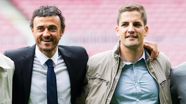 Luis Enrique criticised Robert Moreno's ambition to lead Spain at Euro 2020 as the former Barcelona head coach faced the media.