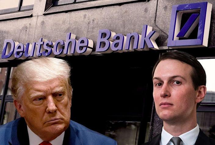 Donald Trump; Jared Kushner; Deutsche Bank