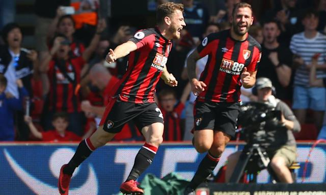 Bournemouth leave Swansea teetering after Ryan Fraser seals victory