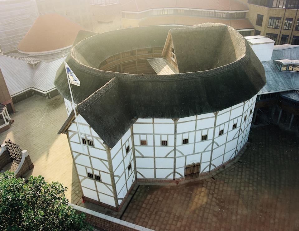 <p>The bard is back - Shakespeare's Globe is one of the many theatres to announce a reopening season</p> (Shakespeare#s Globe)