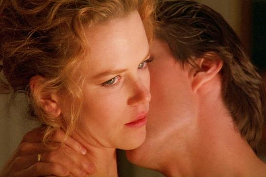 """<em><strong><h3>Eyes Wide Shut</h3></strong></em><h3> (1999)<br></h3><em>Fifty Shades</em> might be all kinky and whatnot, but Stanley Kubrick's sex party is one for the cinematic ages.<br><br><span class=""""copyright"""">Photo: Courtesy of Warner Bros.</span>"""